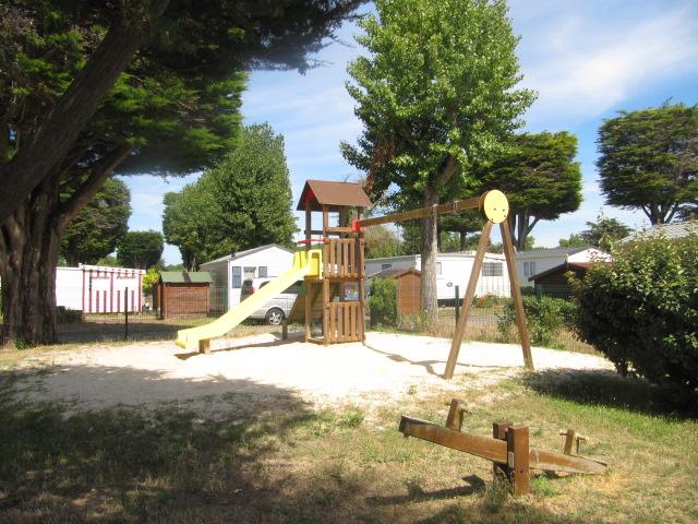 Camping Les Ombrages à Saint Hilaire de Riez (85270)